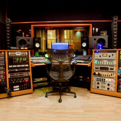 Control & Studio Rooms