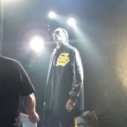 Snoop Dogg Pepsi Max Video Shoot